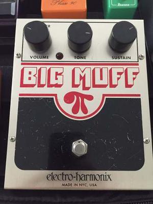 Pedal Big Muff Pi Original Electroharmonix