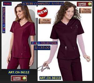 Scrubs Médicos,enfermeras, Uniformes De Obstetras
