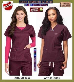 Uniformes Médicos Para Enfermeras Y Obstetricias