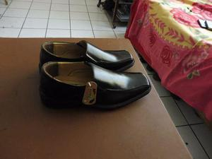 Zapatos Para Caballero Talla 38 Nuevos De Color Negro