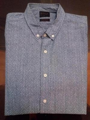 camisa marquis seminueva talla m HM ZARA
