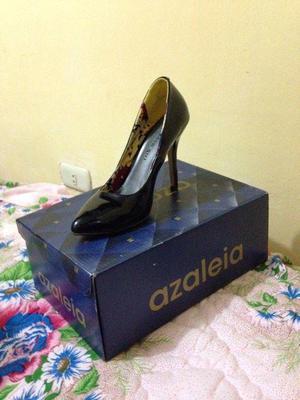 zapatos de clarol negros T36