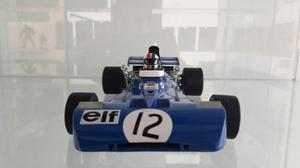 Auto De Coleccion 1/18 Exoto Cevert Tyrrell Ford 003 Elf971