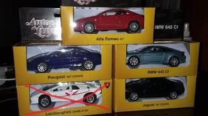 Autos A Escala Colección Autos De Lujo El Comercio