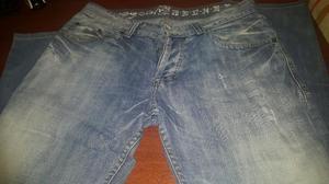 Pantalon Jean Talla 32