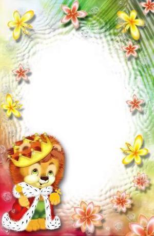2000 Plantillas O Marcos Para Fotografias Infantiles Y Vrdos
