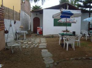 CASA DE PLAYA - CHILCA (LAS SALINAS) - LAGUNA LA ENCANTADA