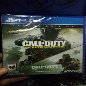 Call Of Duty Legacy Edition Ps4 Sellado