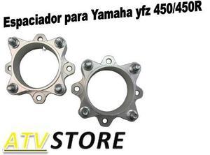 Espaciadores Traseros Yamaha Yfz450r/yfz450x/450x/450r