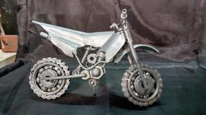 Moto Cross Miniatura