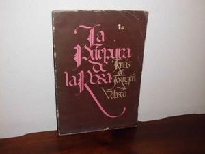 Partitura. La Purpura De La Rosa. Tomas De Torrejon Velasco.