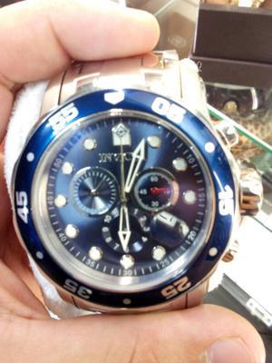 Reloj Invicta Original en Caja Nuevo 10/