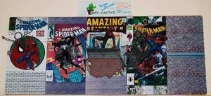 Remato Coleccion De Spiderman Toybiz 2002 Marvel Legends