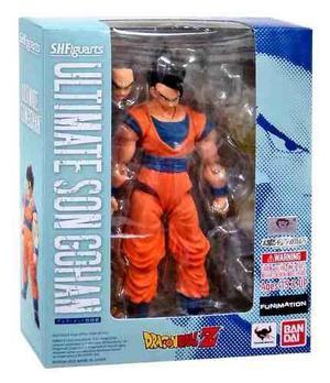 Ultimate Son Gohan Dragon Ball Z Sh Figuarts Bandai En Stock