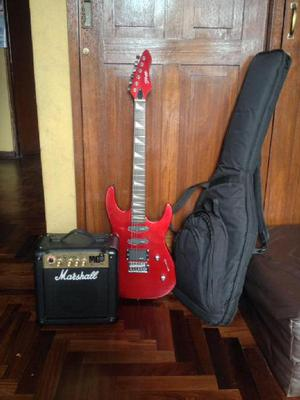 Vendo Guitarra Electrica Y Amplificador