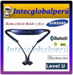 Audífono Bluetooth Samsung Level U Reduccion Ruido Y Eco