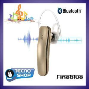 Audífono Handsfree Bluetooth 4.0 Stereo Llamada Musica