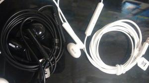 Audífono Handsfree Huawei Tipo Original P8,p8lue,g6,g7,etc