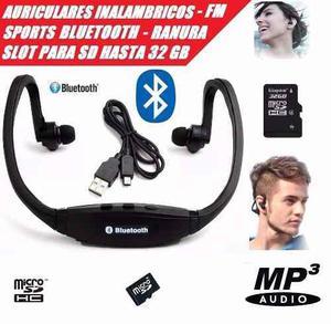 Audífonos Handsfree Bluetooth S9 Pro Radio Fm Micro Sd