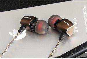Audífonos Qkz Prexton X36m Con Micrófono Excelente Sonido