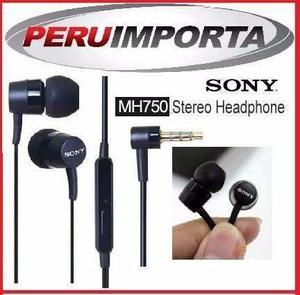 Audífonos Sony Barato Modelo Mh-750 Envio Gratis