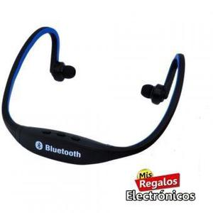 Audifono Handsfree Bluetooth S9 Sport Deportivo Llamadas