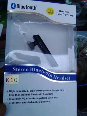 Audifono Handsfree Bluetooth V4.1 Entrega Gratis Lima