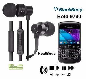 Audifono Handsfree Klip Xtreme Control Total Blackberry 9790