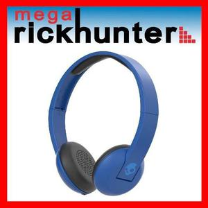 Audifono Skullcandy Uproar Bluetooth Wireless Con Mic Azul N