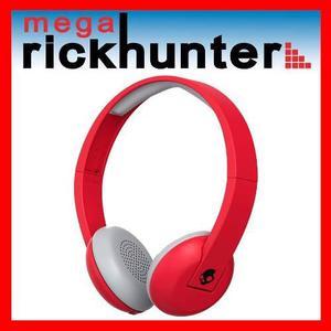 Audifono Skullcandy Uproar Bluetooth Wireless Con Mic- Rojo