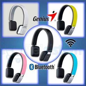 Audifonos Bluetooth Genius Handsfree Hs-920bt Itelsistem