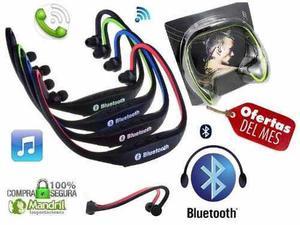 Audifonos Bluetooth Inalambrico Handsfree Vincha S9