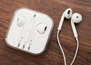 Audifonos Earpods Para Iphone, Ipad, Ipod, Deluxe Genericos