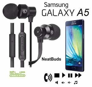 Audifonos Hands Free Control Total Para Samsung Galaxy A5