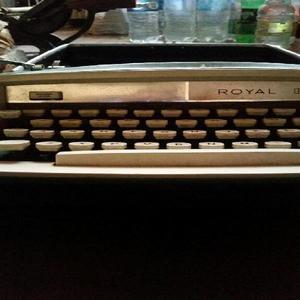 Maquina de Escribir Royal