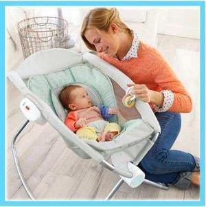 Cuna mecedora para bebe posot class - Fisher price cuna ...
