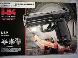 Pistola De Co2 Hk - Metall - Ocación