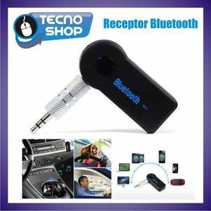 Receptor Bluetooth 3.0 Para Auto O Equipo -contesta Llamadas
