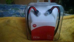 Se Vende Audífono Bluetooth Motorola S10-hd Original