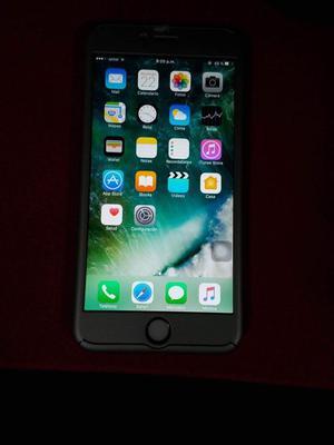 Vendo iPhone 6 Plus de 128Gb Libre