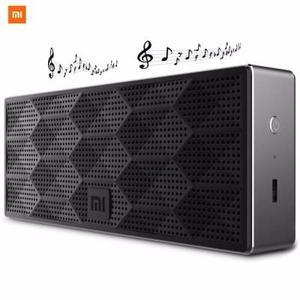 Xiaomi Parlante Stereo Inalambrico Bluetooth 4.0 Aluminio