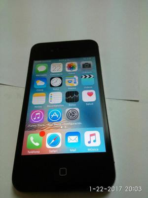 iPhone 4s 64gb Acepto Cambios sin Icloud
