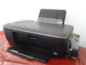 Cambio Impresora Multifuncional con Sistema Continuo.