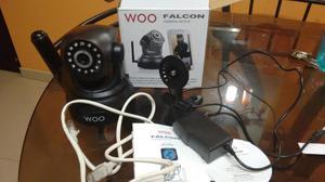 Cámara de seguridad woo falcon