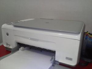 REMATO Impresora con sistema continuo, multifuncional