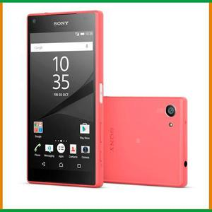 Sony Xperia Z5 Compact 32gb 4g Lte Libre De Fabrica