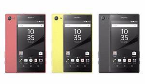Sony Xperia Z5 Compact 4g 23mp 4k 32gb Libre Nuevo,tienda