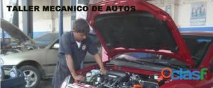 TALLER MECANICO DE AUTOS EN CHICLAYO LAMBAYEQUE PERU