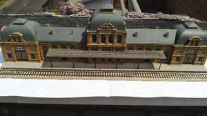 Vendo Gran Estación De Tren En La Marca Vollmer Banden Ho