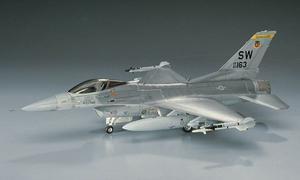 Avion F-16 C Fighting Falcon 1/72 Hasegawa P/ Armar Y Pintar